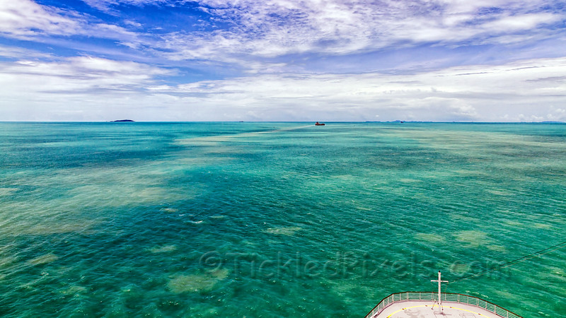 Navigating the Torres Strait