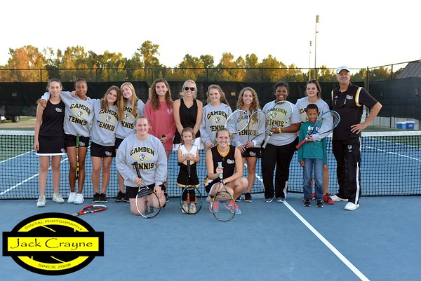Camden High School Tennis