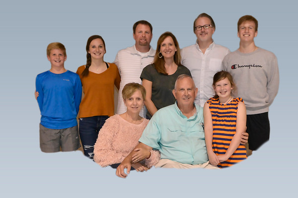 Mike Newman Family