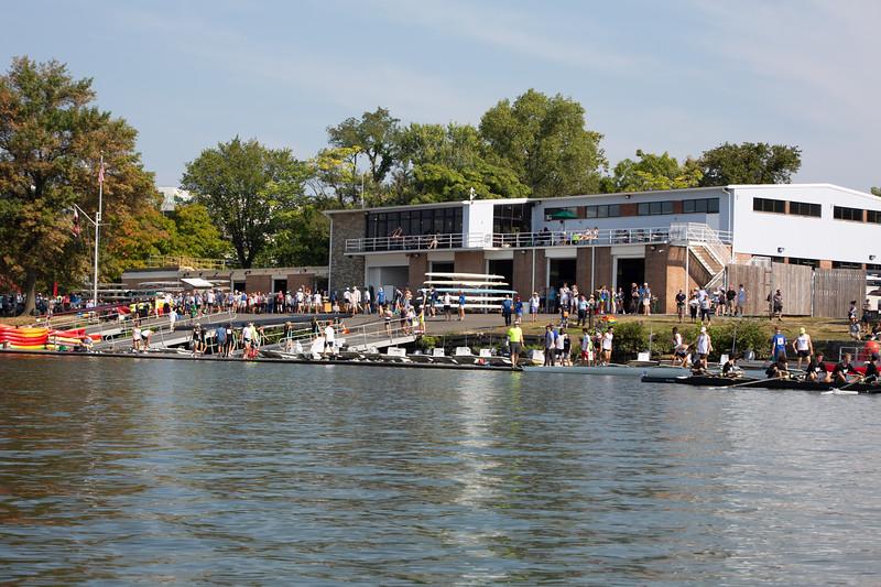 Thompson Boat Center