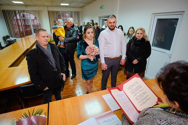Cununie civilă Mihaela & Alex - Valea Moldovei