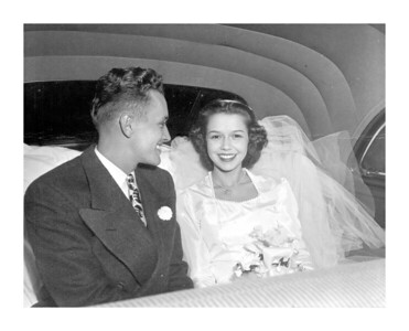 David R. Jackson  and Peggy Kinder Wedding