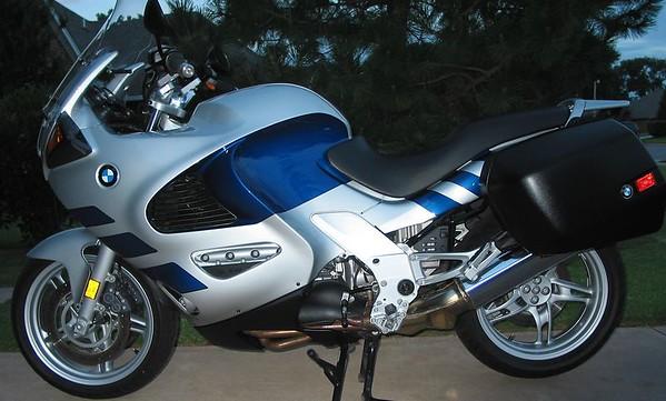 2001 BMW K1200RS