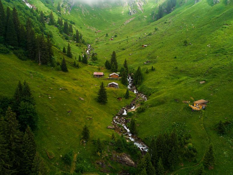 Grindelwald Cabin