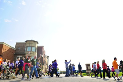 Walk to End Alzheimer's 2011