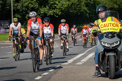 RBLI Ride with a Veteran London to Meriden 2021