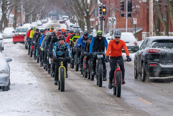 2020 Triple D Winter Bike Race