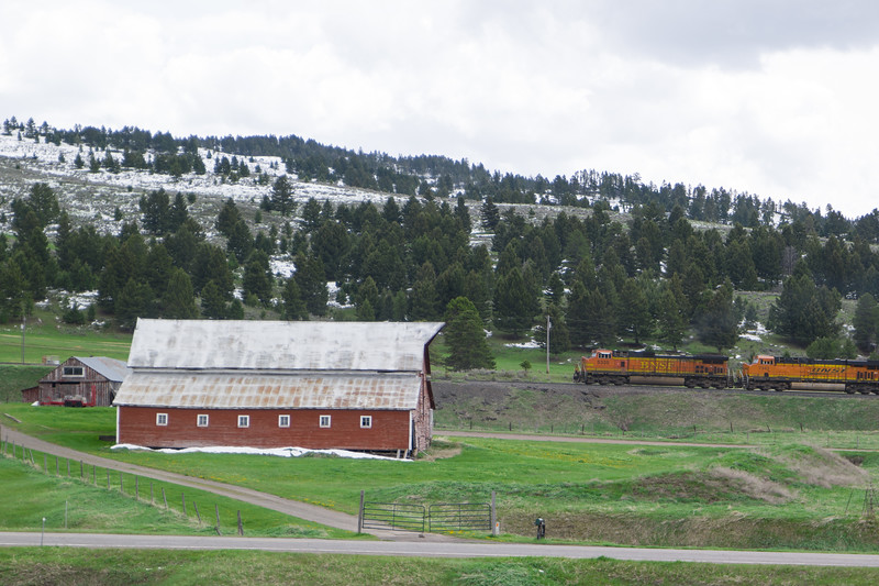Bozeman Hill, Montana