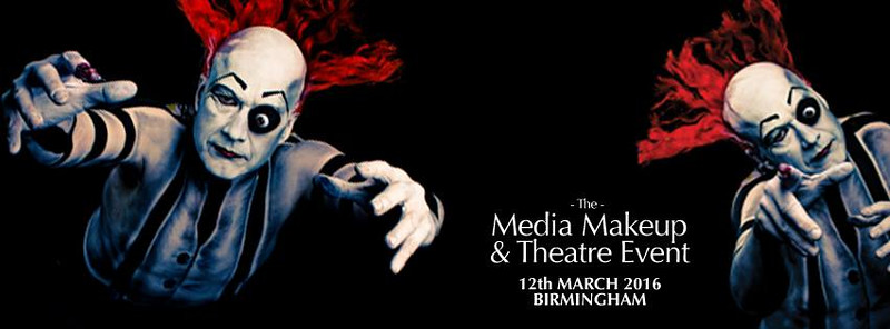 The Media Makeup & Theatre Event - Recap