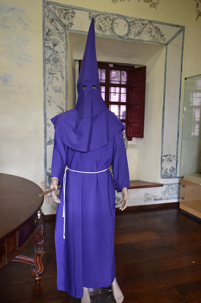 Processional Costume for Semana Santa