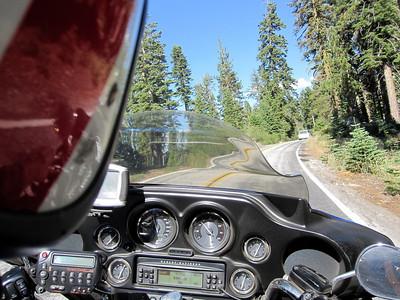 Ride Through Yosemite Sep 2011