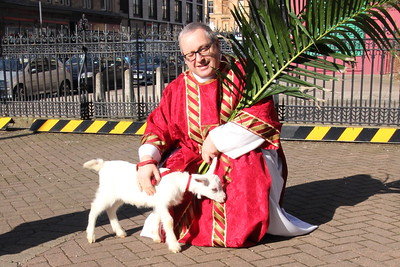 Provost, Palms and a Goat - 20 March 2016
