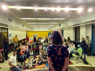 2019.12.10 Park Slope Library Winter Craft Fair