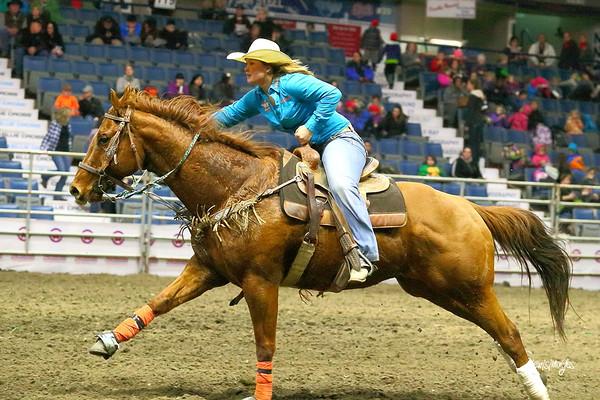 Saskatchewan High School Rodeo - Agribition 2015