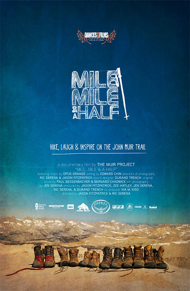 Mile...Mile and a Half (2013)