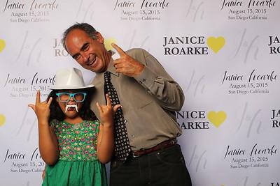 Janice and Roarke