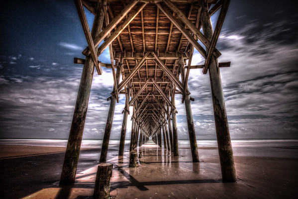 Photography of Topsail island