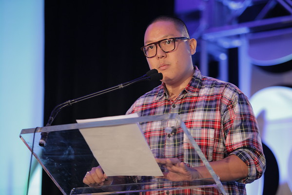 2015 EMMA Luncheon with Eddie Huang