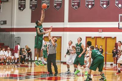 Madison Memorial Boys Basketball - Dec 03, 2013