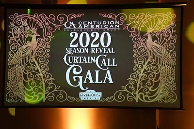 9-27-2019 Firehouse Theatre 2020 Season Reveal Curtain Call Gala Part 1