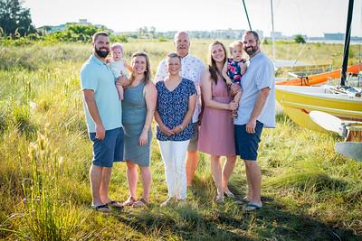 2019.07.30 - Catron Family Portrait Session, Siesta Key, Sarasota, FL