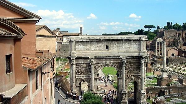 Rome May 2008