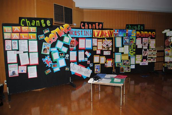 2012 PYP Exhibition