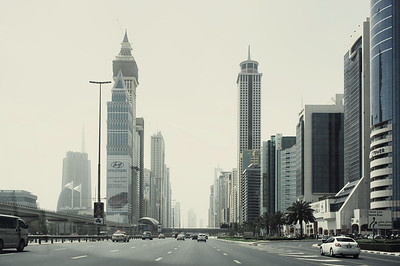drive by in dubai