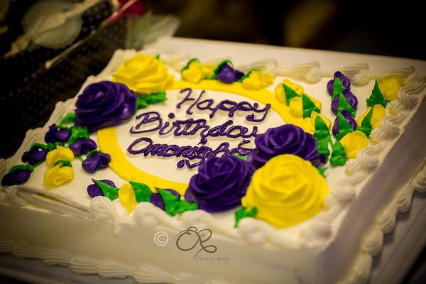 Omon's Birthday - CDR Osazuwa