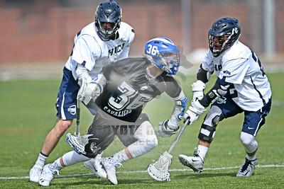 3/28/2015 - NCAA D3 - Cabrini College vs. Ithaca College -  Higgins Stadium at Ithaca College, Ithaca, NY