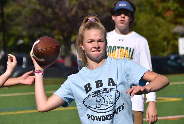 BBA Homecoming…Powderpuff Games photos by Gary Baker