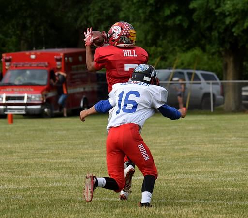 NH Football 2017 Monroe County All-Star Game