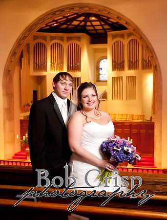 Paulina-Ryan wedding