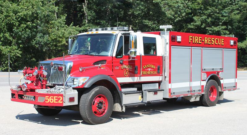 Engine 2 2006 International/Valley 1250/500
