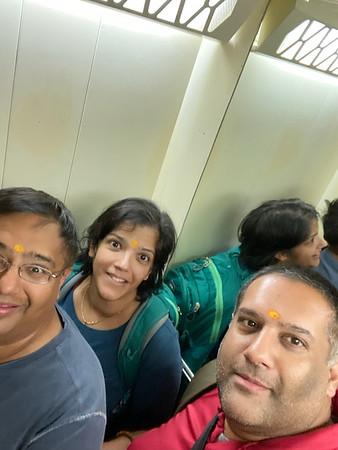 India with Rajeev & Sapna (iPhone Pics)
