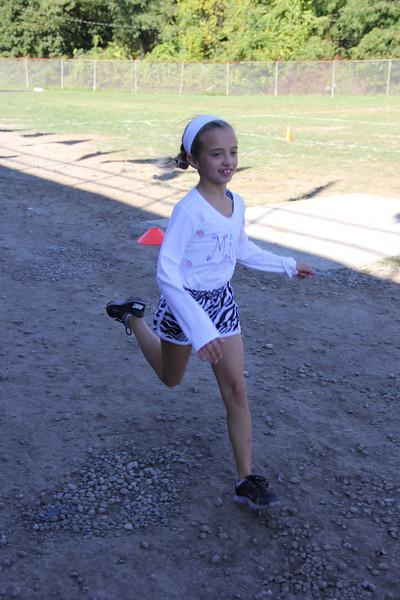 Colors for Education Family 5K Run Walk, supports Tamaqua Blue Raider Foundation, Sports Stadium, Tamaqua (9-28-2013)