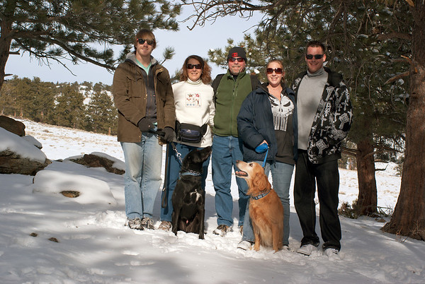 Colorado Christmas with Sarah and Scotty