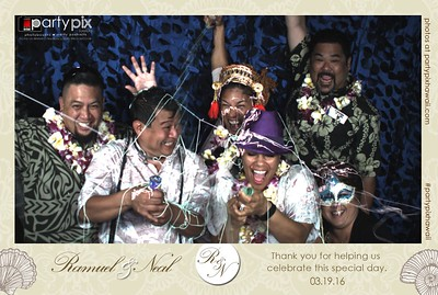 Ramuel & Neal's Wedding (Slow Motion Photo Booth)