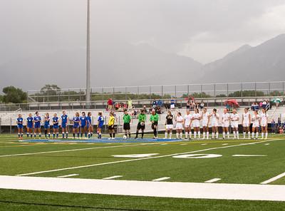 Juan Diego vs Fremont Girls Varsity Soccer