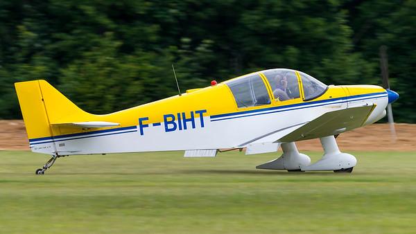 F-BIHT - CEA Jodel DR-250-160 Capitaine