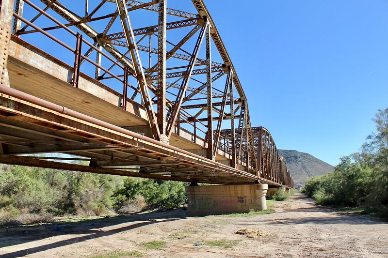 Under the Gillespie Bridge (2018)