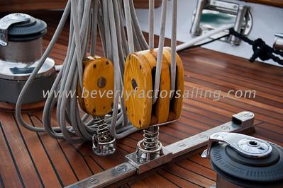 Ashanti IV - boat details