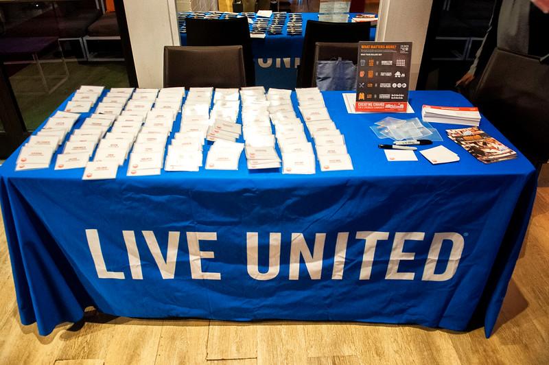 A-List United Way Holiday Social @ Sports One 12-15-16 by Jon Strayhorn