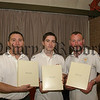 Triples winners, Rodney & Daniel Carroll and Sean O Hare (warrenpoint panto).