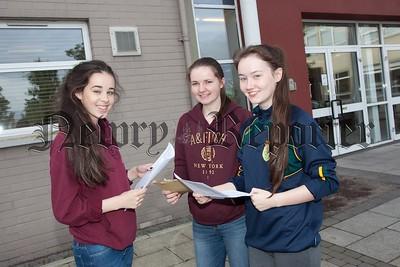 Alana Mckenna, Cliodhna Toal and Naimh O'Hagan. R1535001