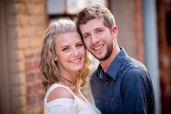 Alicia & Evan's Engagement