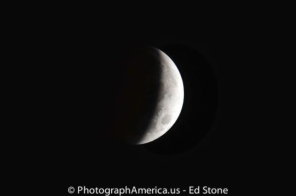 Lunar Eclipse - October 2014