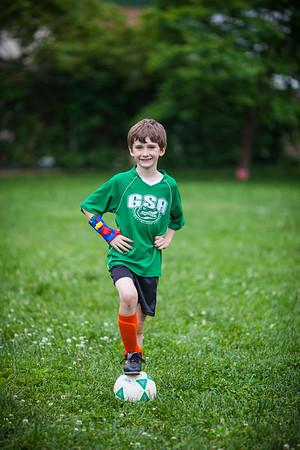 GSA Boys Soccer 2017