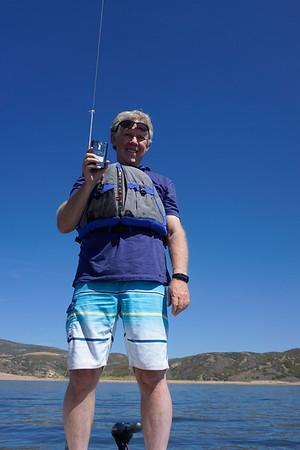 Sailing Jordanelle Reservoir Sept 2016
