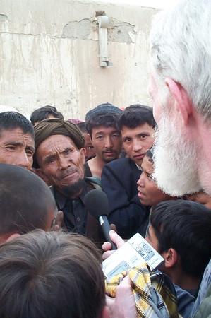 Afghanistan - Tajikistan and Uzbekistan